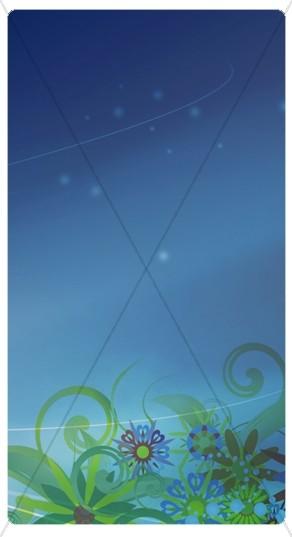 Night Sky Banner Widget