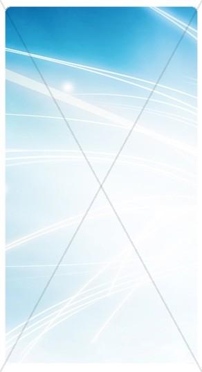 Lines Banner Widget