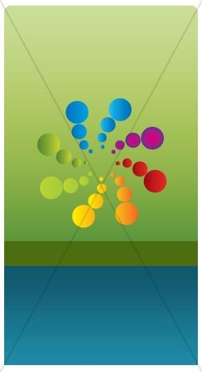 Color Banner Widget
