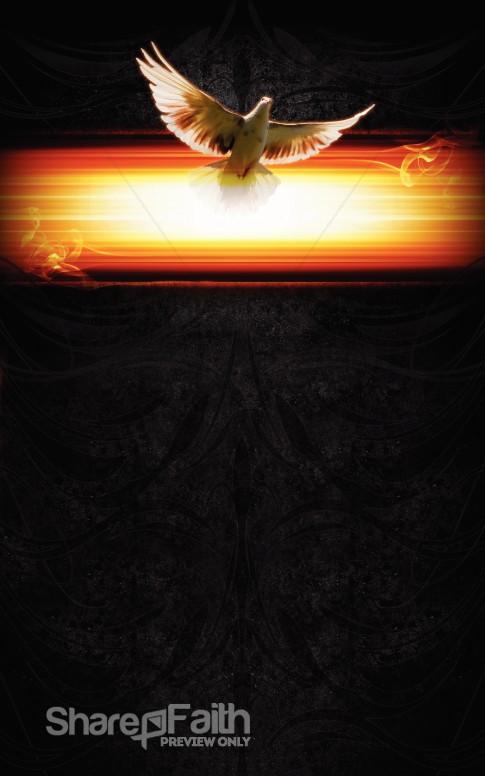Pentecost Church Bulletin Sermon Bulletin Covers