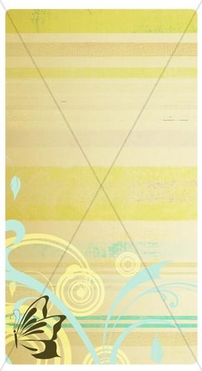 Spring Design Banner Widget