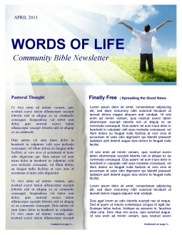 Freedom Church Newsletter