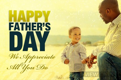 Happy Fathers Day  Apprecation Video