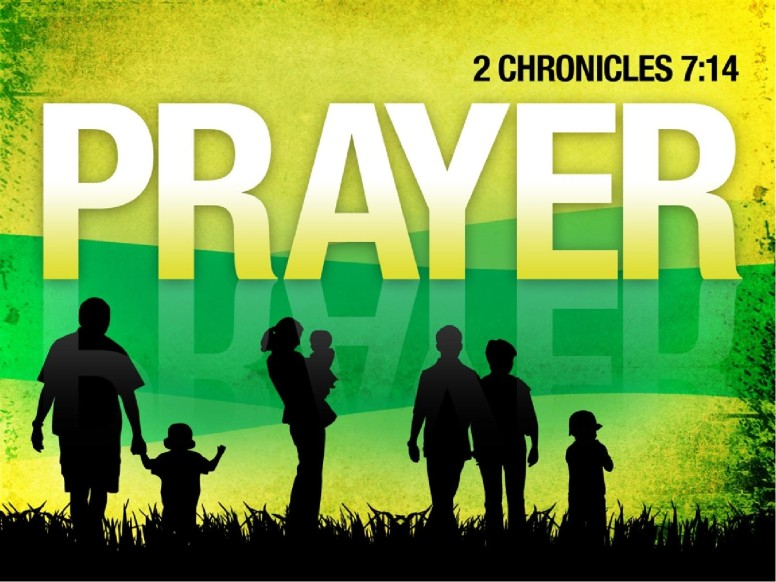 Prayer PowerPoint Sermon