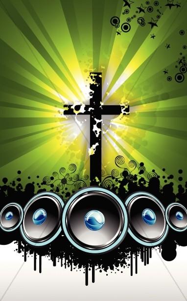 Worship Music Church Bulletin
