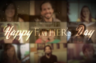 Happy Father's Day Church Video
