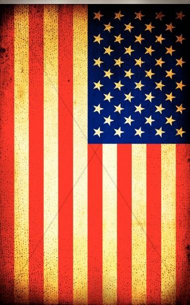 American Flag Program Cover