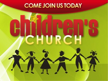 Children's Church PowerPoint