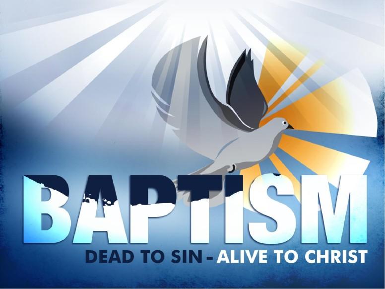 Baptism PowerPoint Sermon