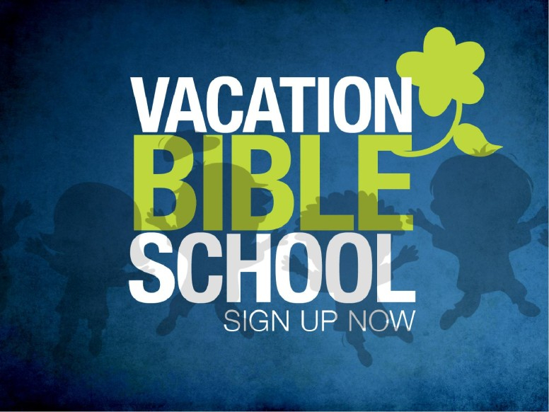 Vacation Bible School PowerPoint Template