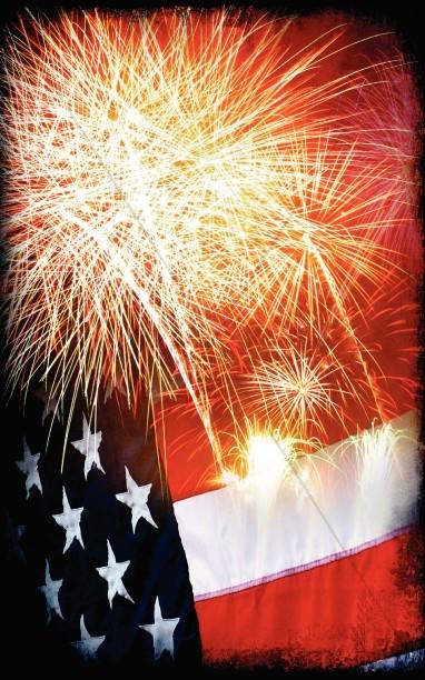 Fireworks Church Bulletin