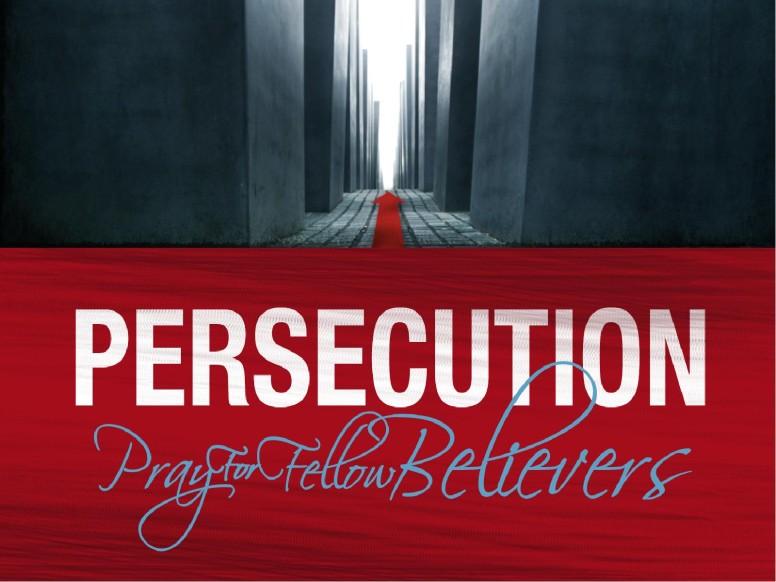 Persecution PowerPoint Sermon