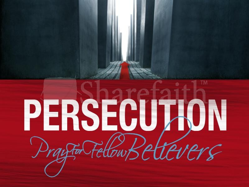 Persecution PowerPoint Sermon PowerPoint Sermons