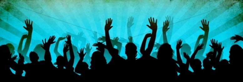 Worship Concert Hands Website Banner
