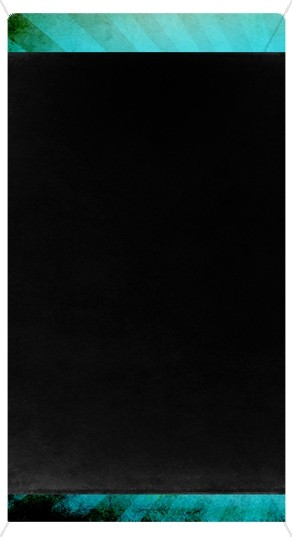 Black with Rays Banner Widget