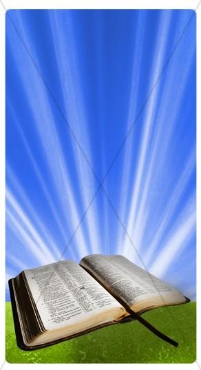 The Word of God Banner Widget
