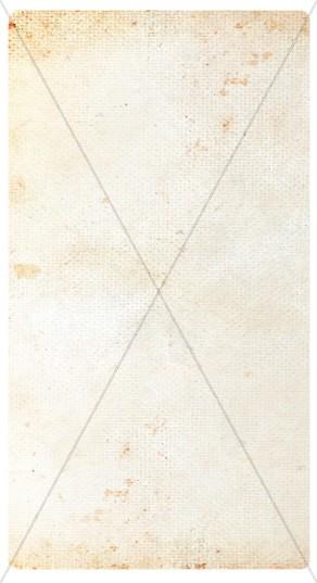 Light Parchment Paper Banner Widget