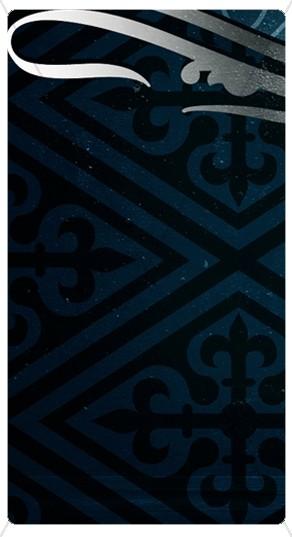 Retro Design Banner Widget