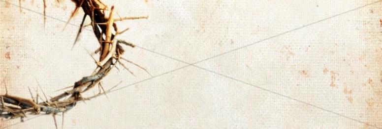 Christ Crucified Website Banner