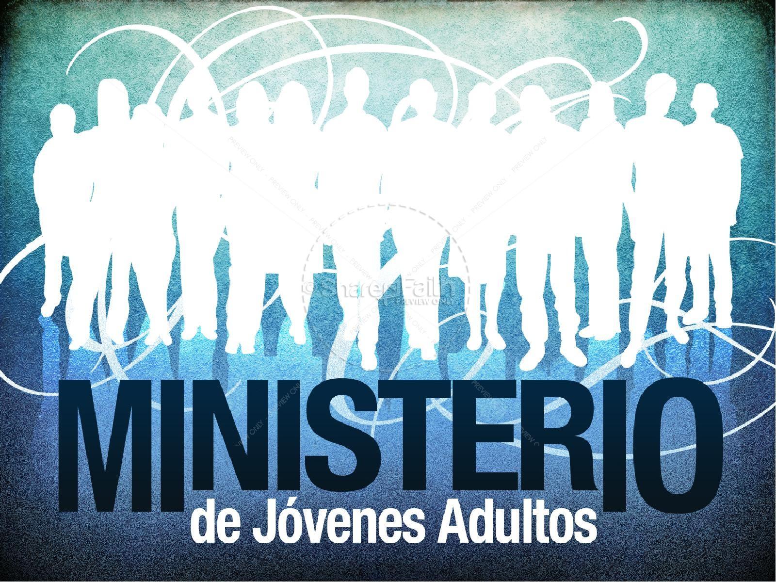 Ministerio De Jovenes Spanish Powerpoint