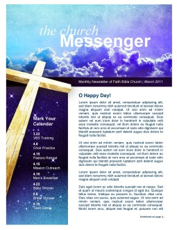 Cross Sky Church Newsletter