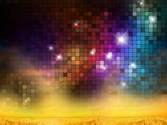 Contemporary Colors Worship Background
