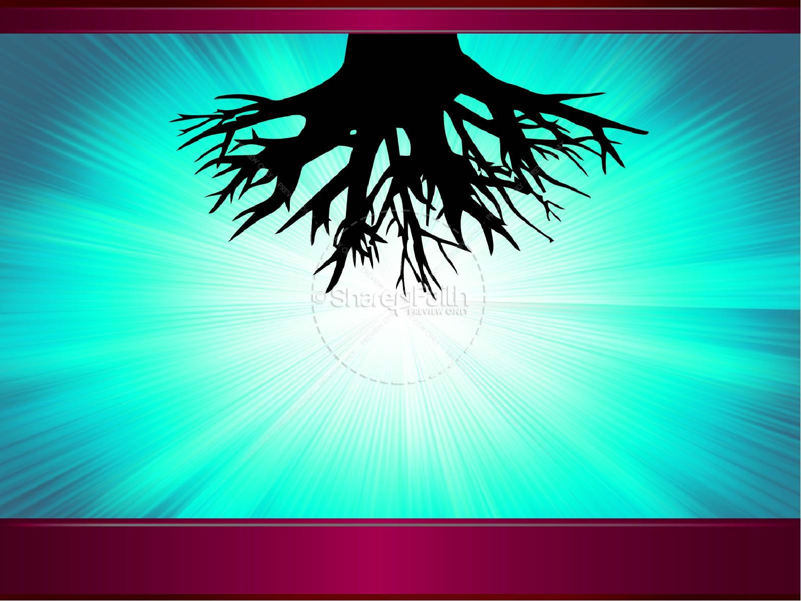 Rooted in Love PowerPoint Sermon