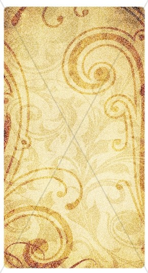 Elegant Swirls Website Sidebar