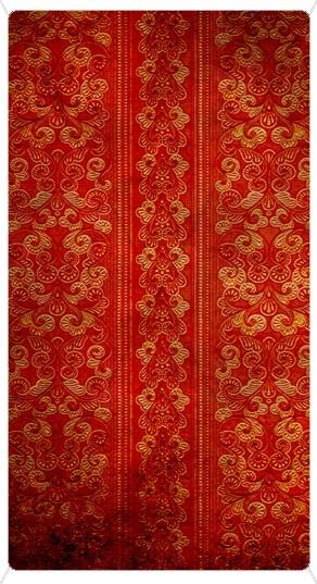 Red Design Website Sidebar