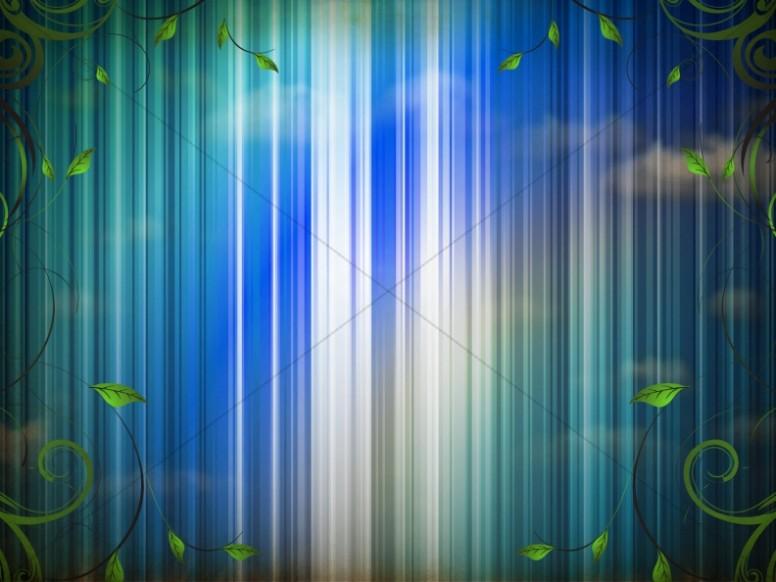 Color Stripes Worship Slides