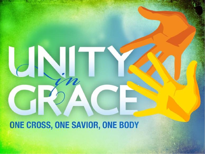 Unity In Grace PowerPoint Sermon
