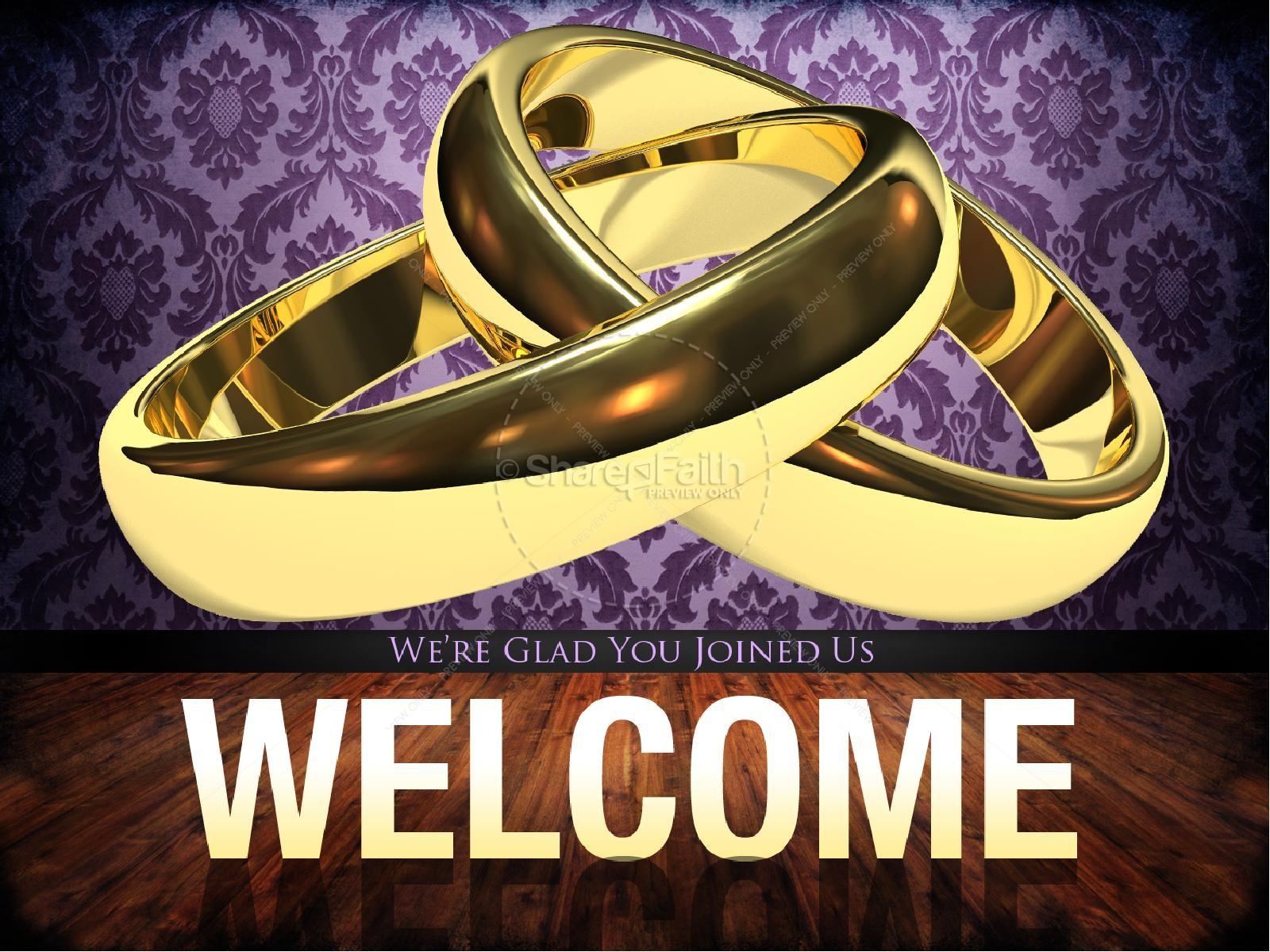 Marriage PowerPoint Sermon | slide 2