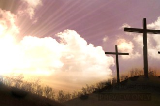 Cross on a Hill Worship Video
