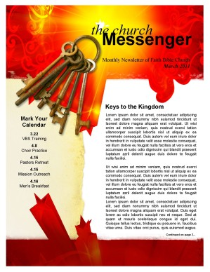 Keys Newsletter