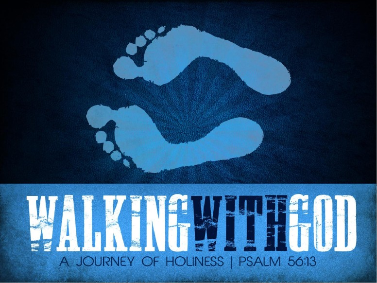 Walking with God PowerPoint Sermon