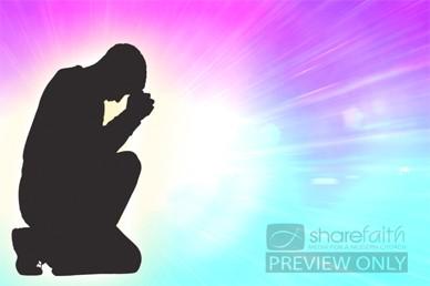 Prayer Worship Video Loop