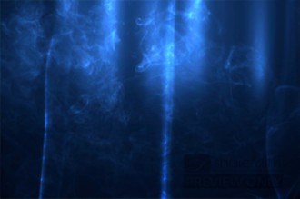 Blue Smoke Worship Video Loop