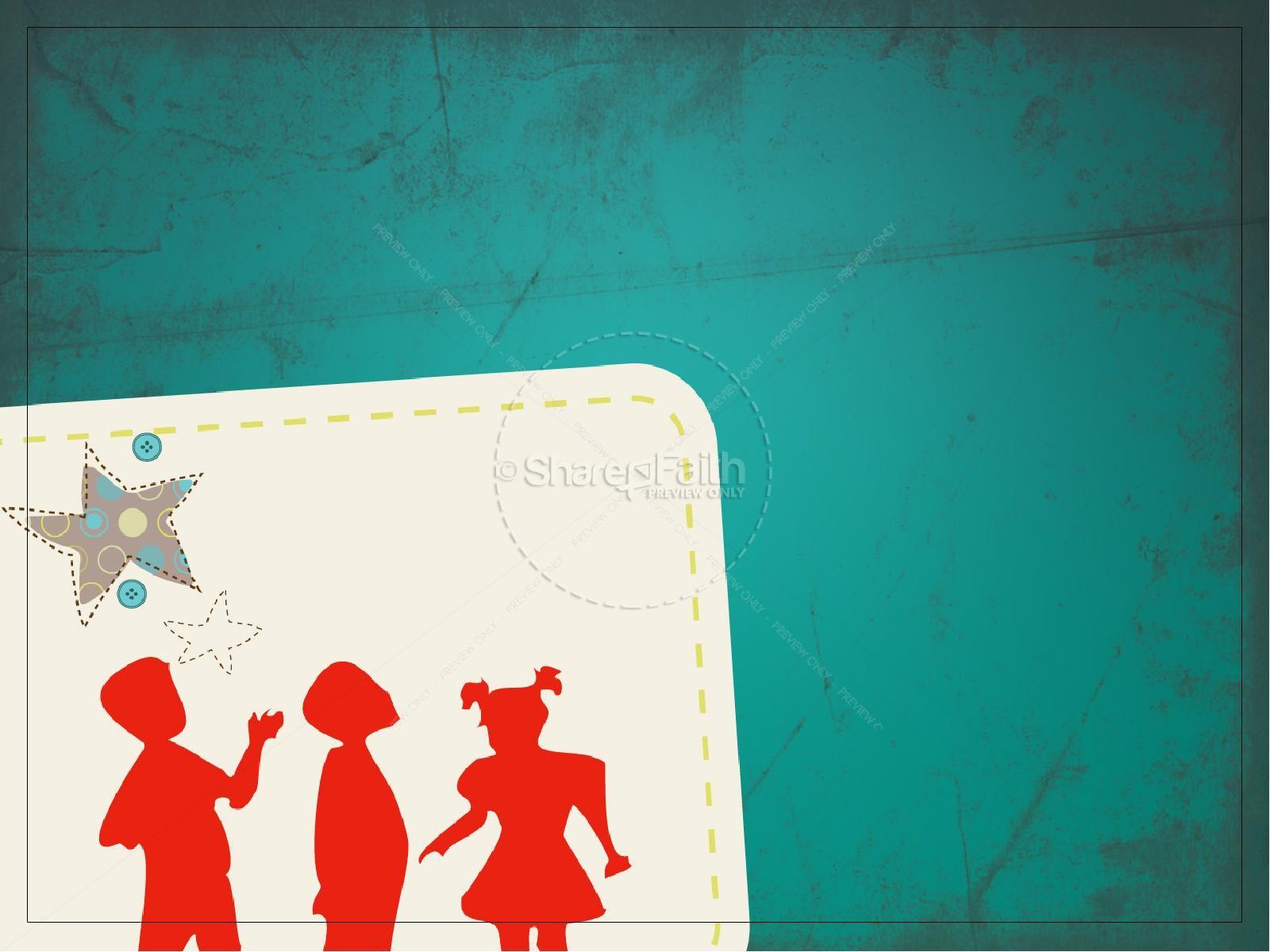 Dedicating Our Children PowerPoint | slide 6