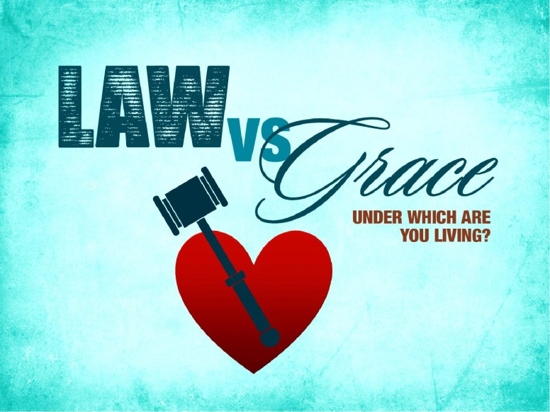 Law vs. Grace PowerPoint