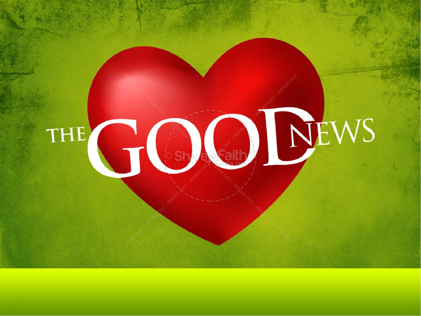 The Good News PowerPoint