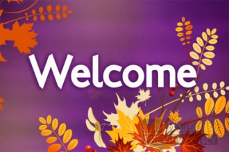 Fall Video Welcome