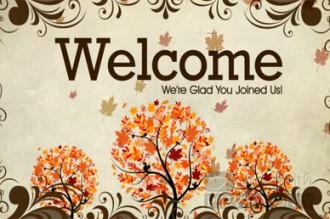 Autumn Season Welcome Loop   Church Motion Graphics