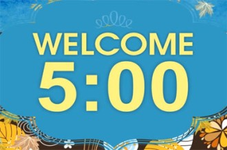 Welcome Countdown Video