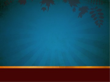 Thanksgiving Faithfulness PowerPoint