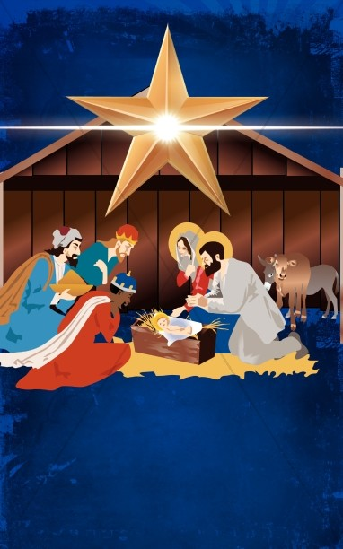 christmas bulletin journey to bethlehem