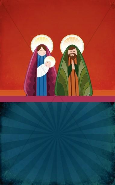 Experience Christmas Bulletin