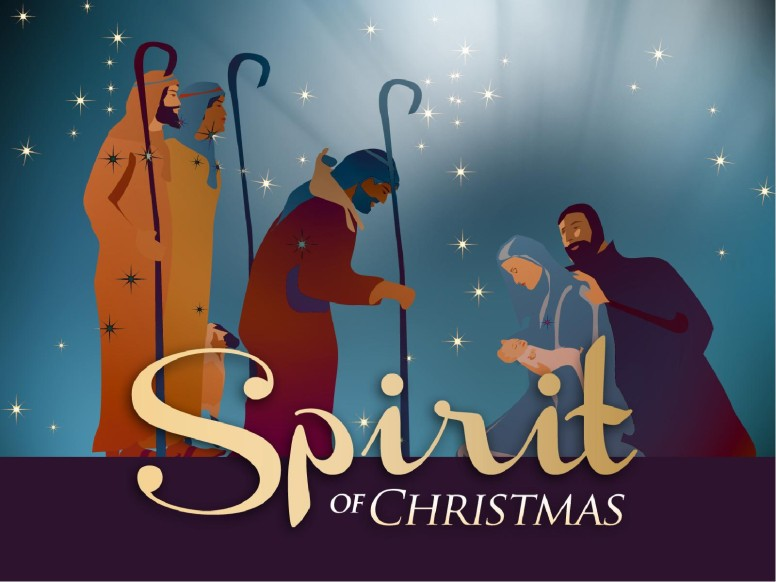 Spirit of Christmas PowerPoint Sermons