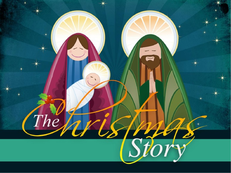 The Christmas Story PowerPoint Slideshow