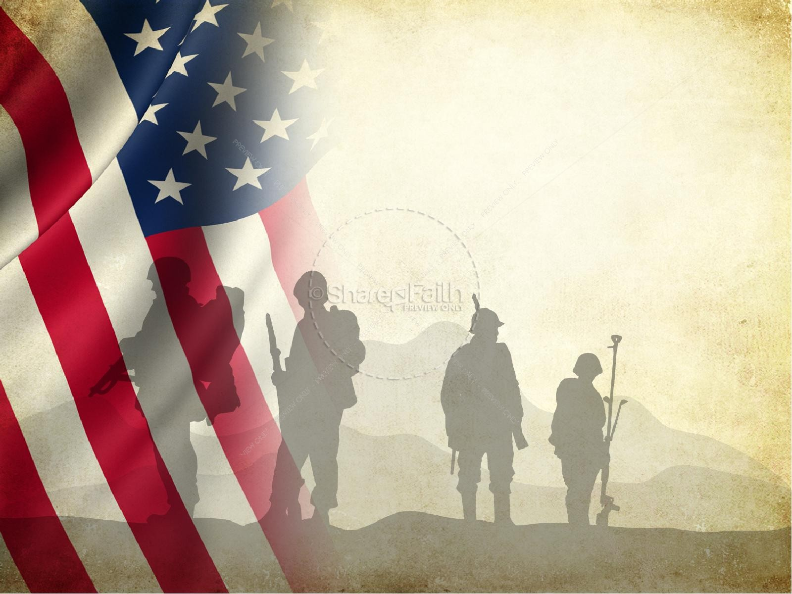 Veterans Day PowerPoint Sermon | PowerPoint Sermons