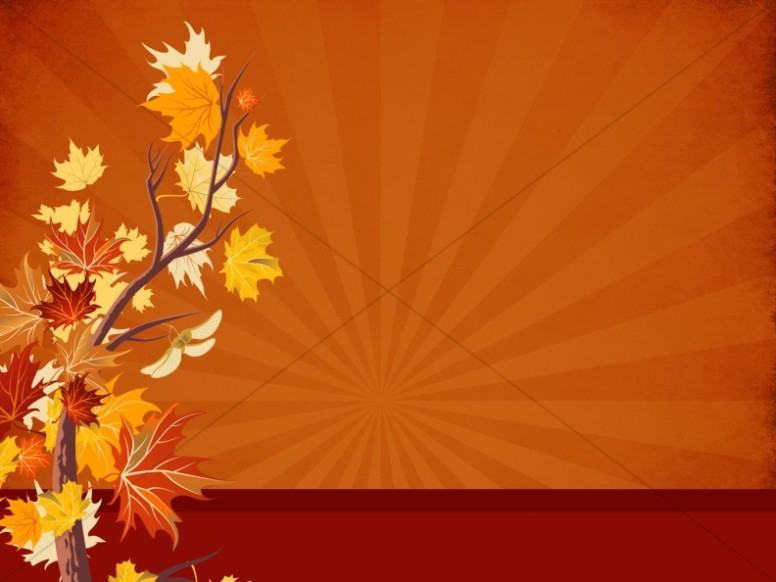 Joy of Thanksgiving Worship Background | Christian Backgrounds and ...